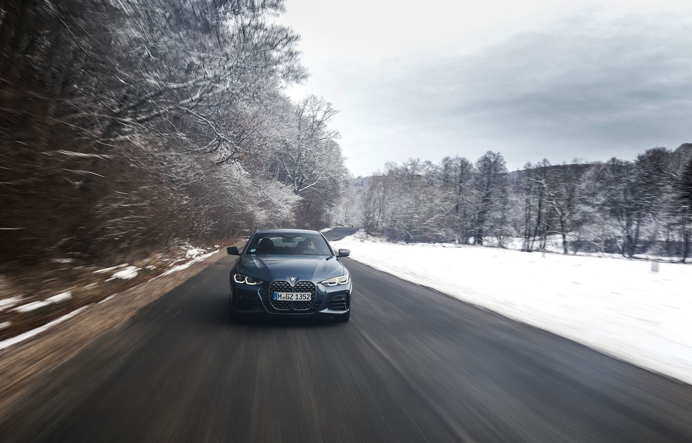 Cei mai buni 7 fotografi auto de la noi din țară: duel în imagini memorabile cu BMW X6, X7 și Seria 4 - Poza 81