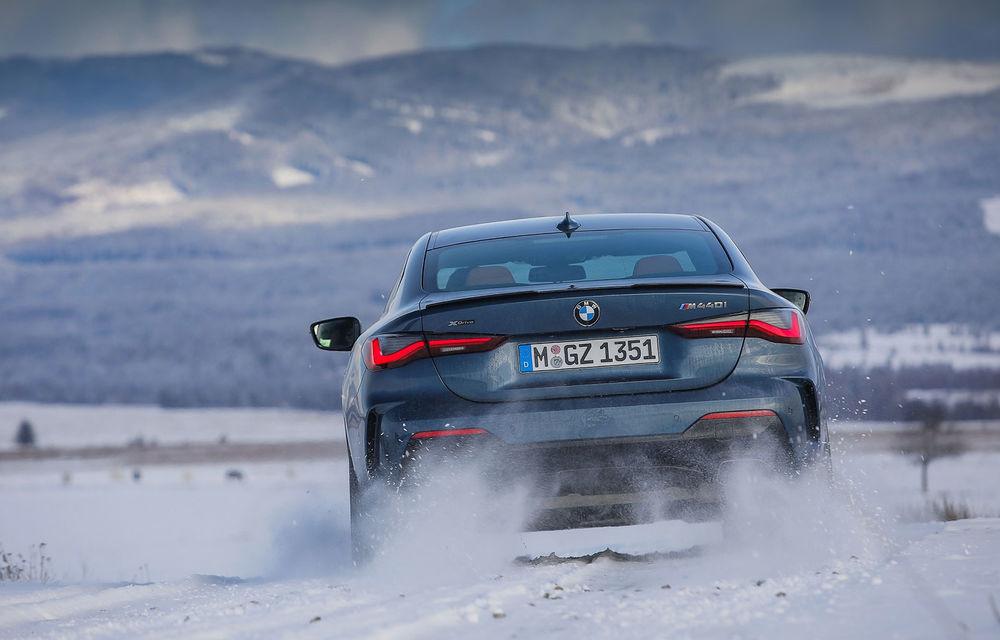 Cei mai buni 7 fotografi auto de la noi din țară: duel în imagini memorabile cu BMW X6, X7 și Seria 4 - Poza 124