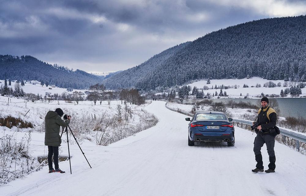 Cei mai buni 7 fotografi auto de la noi din țară: duel în imagini memorabile cu BMW X6, X7 și Seria 4 - Poza 42