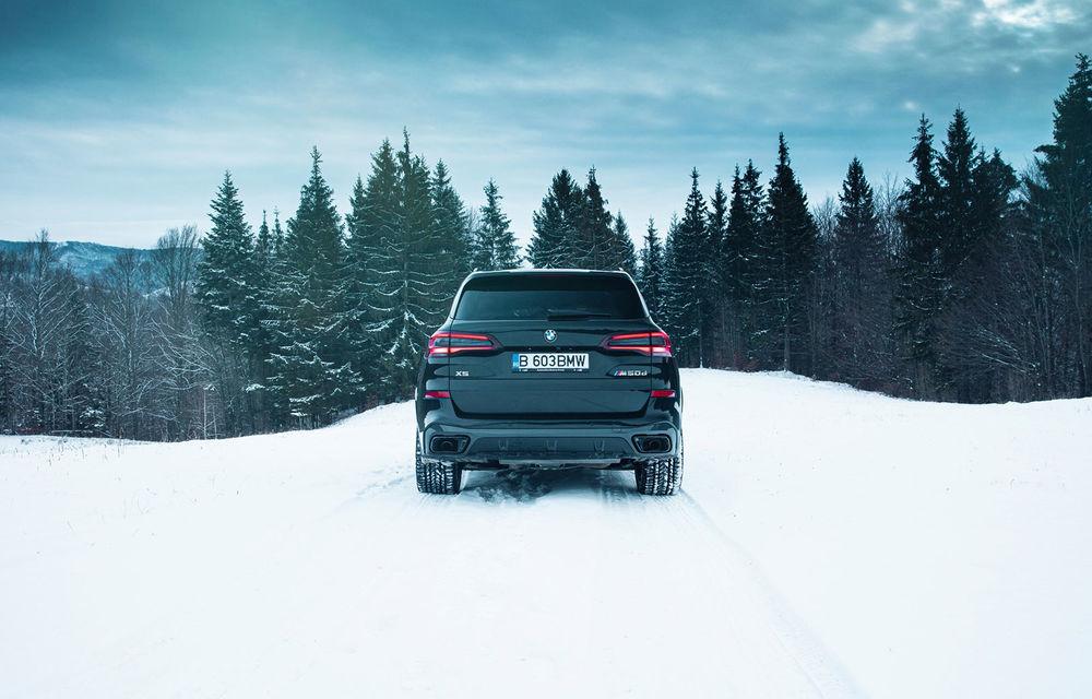 Cei mai buni 7 fotografi auto de la noi din țară: duel în imagini memorabile cu BMW X6, X7 și Seria 4 - Poza 14