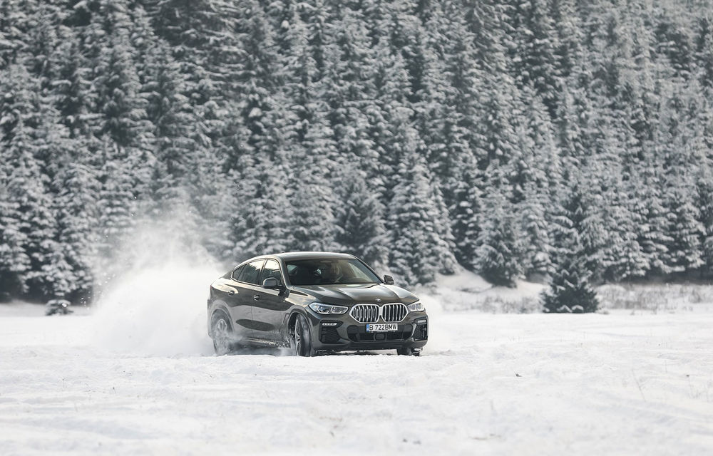 Cei mai buni 7 fotografi auto de la noi din țară: duel în imagini memorabile cu BMW X6, X7 și Seria 4 - Poza 97