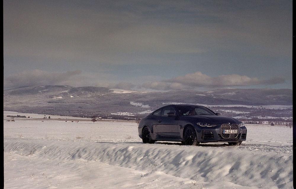 Cei mai buni 7 fotografi auto de la noi din țară: duel în imagini memorabile cu BMW X6, X7 și Seria 4 - Poza 56