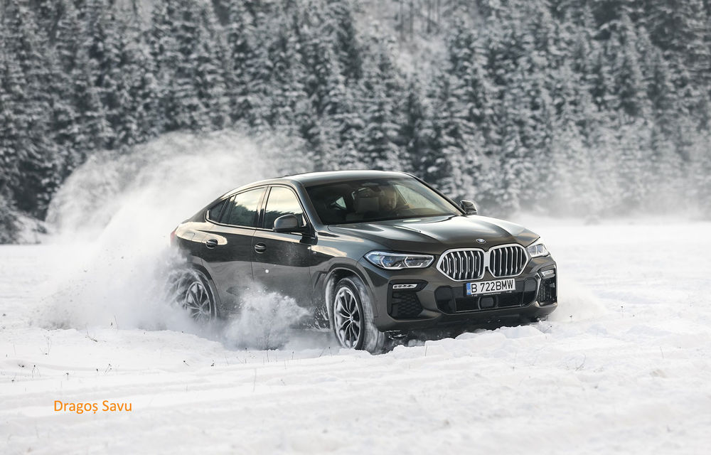 Cei mai buni 7 fotografi auto de la noi din țară: duel în imagini memorabile cu BMW X6, X7 și Seria 4 - Poza 76