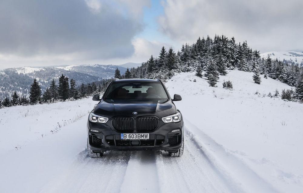Cei mai buni 7 fotografi auto de la noi din țară: duel în imagini memorabile cu BMW X6, X7 și Seria 4 - Poza 108