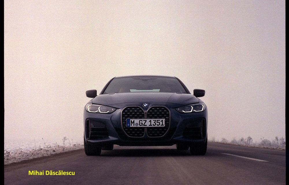 Cei mai buni 7 fotografi auto de la noi din țară: duel în imagini memorabile cu BMW X6, X7 și Seria 4 - Poza 55