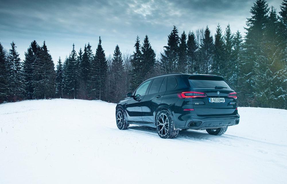 Cei mai buni 7 fotografi auto de la noi din țară: duel în imagini memorabile cu BMW X6, X7 și Seria 4 - Poza 15