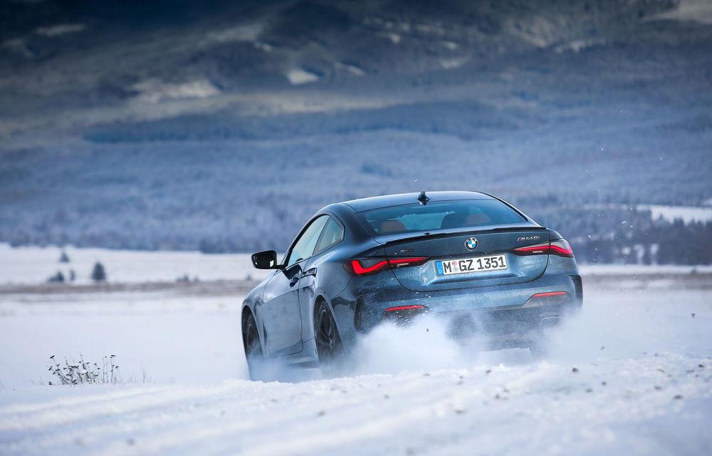 Cei mai buni 7 fotografi auto de la noi din țară: duel în imagini memorabile cu BMW X6, X7 și Seria 4 - Poza 113