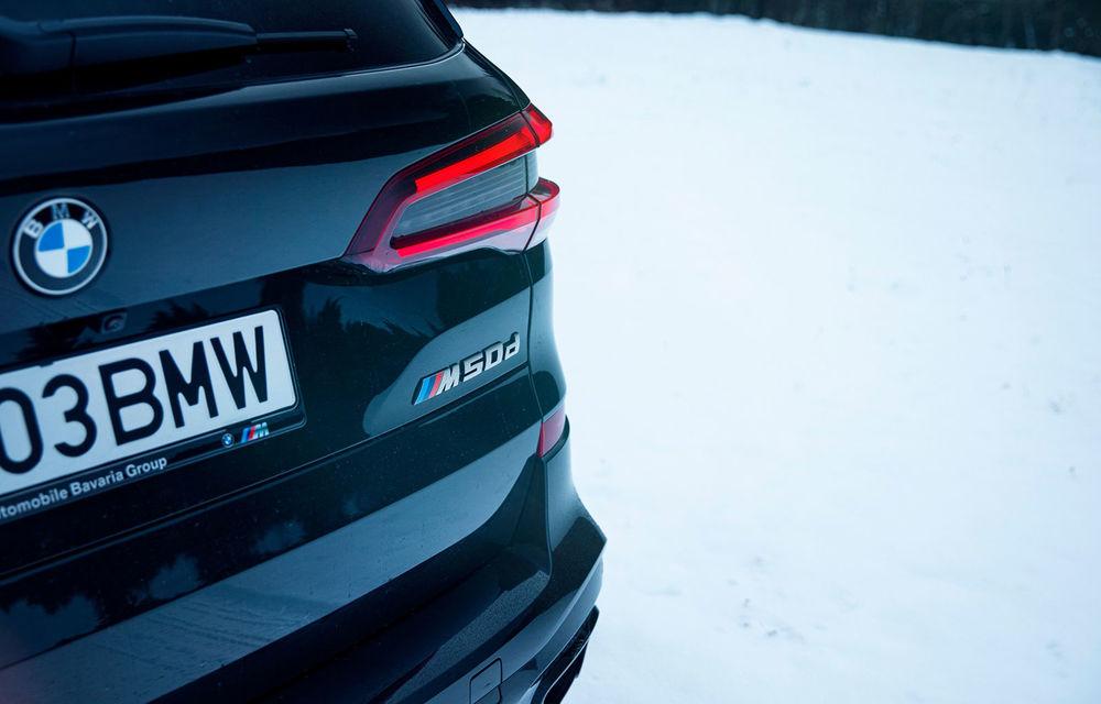 Cei mai buni 7 fotografi auto de la noi din țară: duel în imagini memorabile cu BMW X6, X7 și Seria 4 - Poza 16