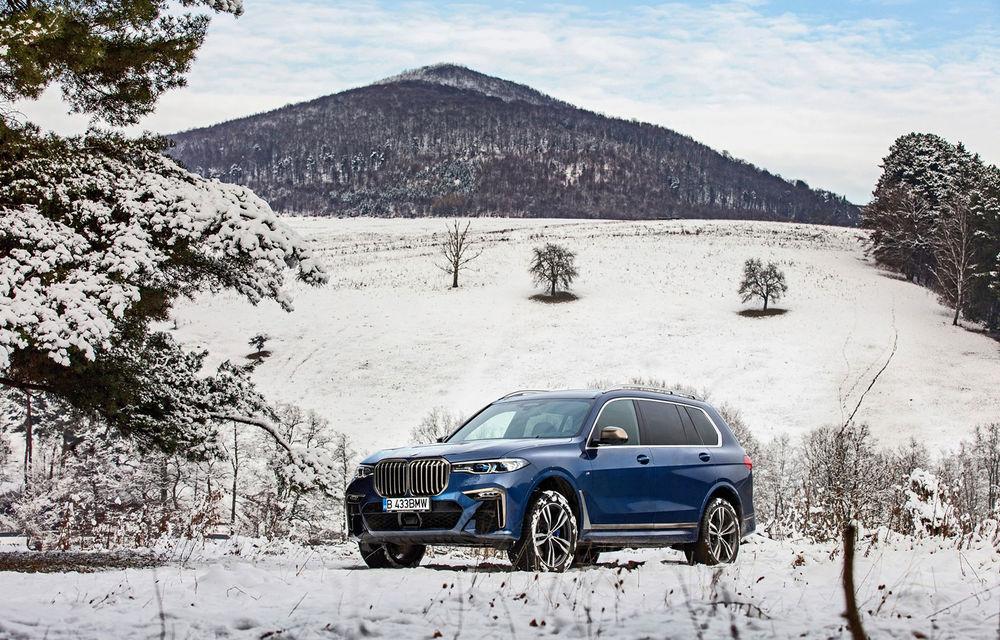 Cei mai buni 7 fotografi auto de la noi din țară: duel în imagini memorabile cu BMW X6, X7 și Seria 4 - Poza 46