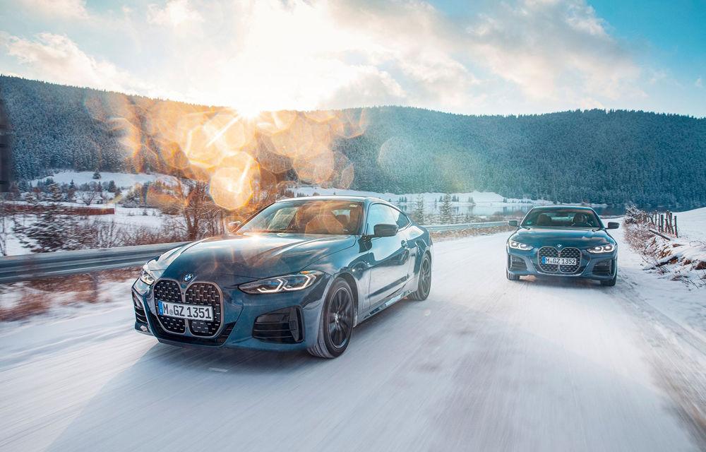 Cei mai buni 7 fotografi auto de la noi din țară: duel în imagini memorabile cu BMW X6, X7 și Seria 4 - Poza 25