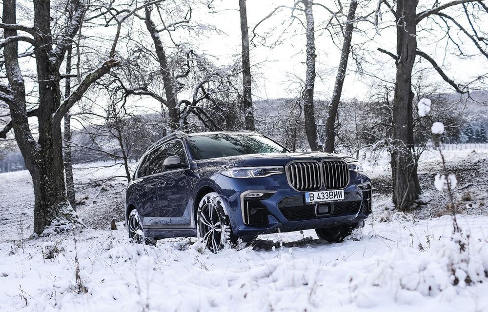 Cei mai buni 7 fotografi auto de la noi din țară: duel în imagini memorabile cu BMW X6, X7 și Seria 4 - Poza 90