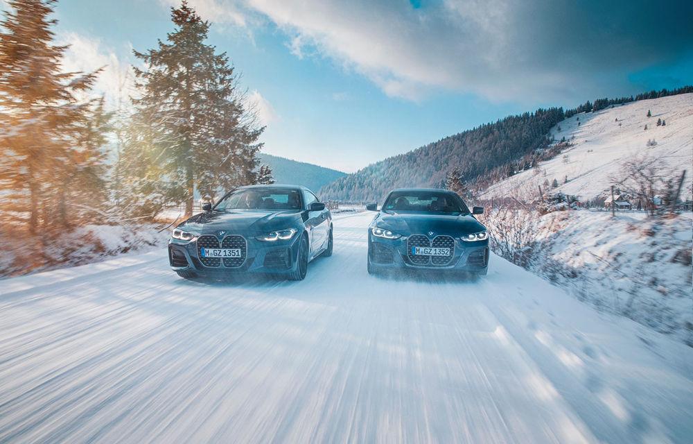 Cei mai buni 7 fotografi auto de la noi din țară: duel în imagini memorabile cu BMW X6, X7 și Seria 4 - Poza 22