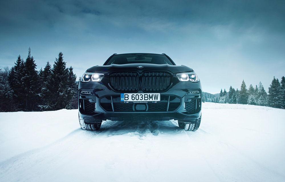 Cei mai buni 7 fotografi auto de la noi din țară: duel în imagini memorabile cu BMW X6, X7 și Seria 4 - Poza 13