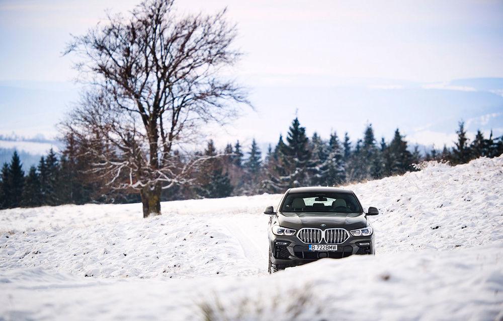 Cei mai buni 7 fotografi auto de la noi din țară: duel în imagini memorabile cu BMW X6, X7 și Seria 4 - Poza 33