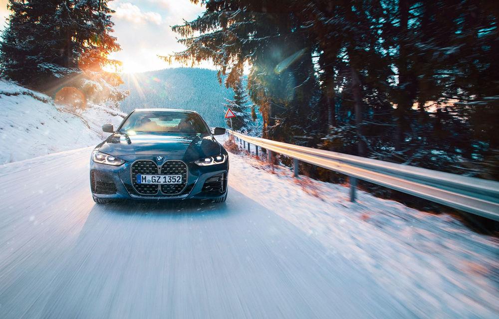 Cei mai buni 7 fotografi auto de la noi din țară: duel în imagini memorabile cu BMW X6, X7 și Seria 4 - Poza 26