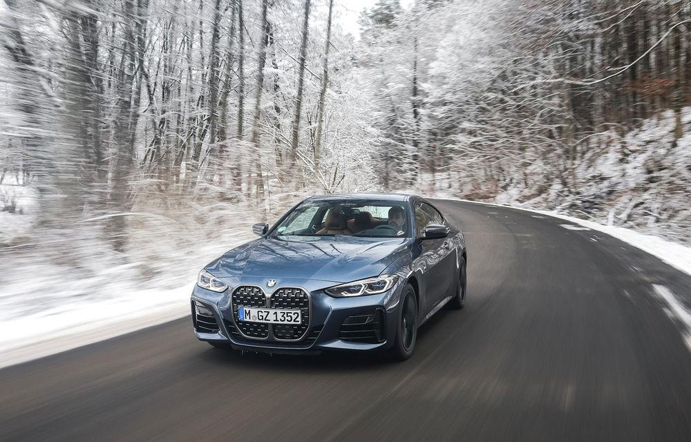 Cei mai buni 7 fotografi auto de la noi din țară: duel în imagini memorabile cu BMW X6, X7 și Seria 4 - Poza 82