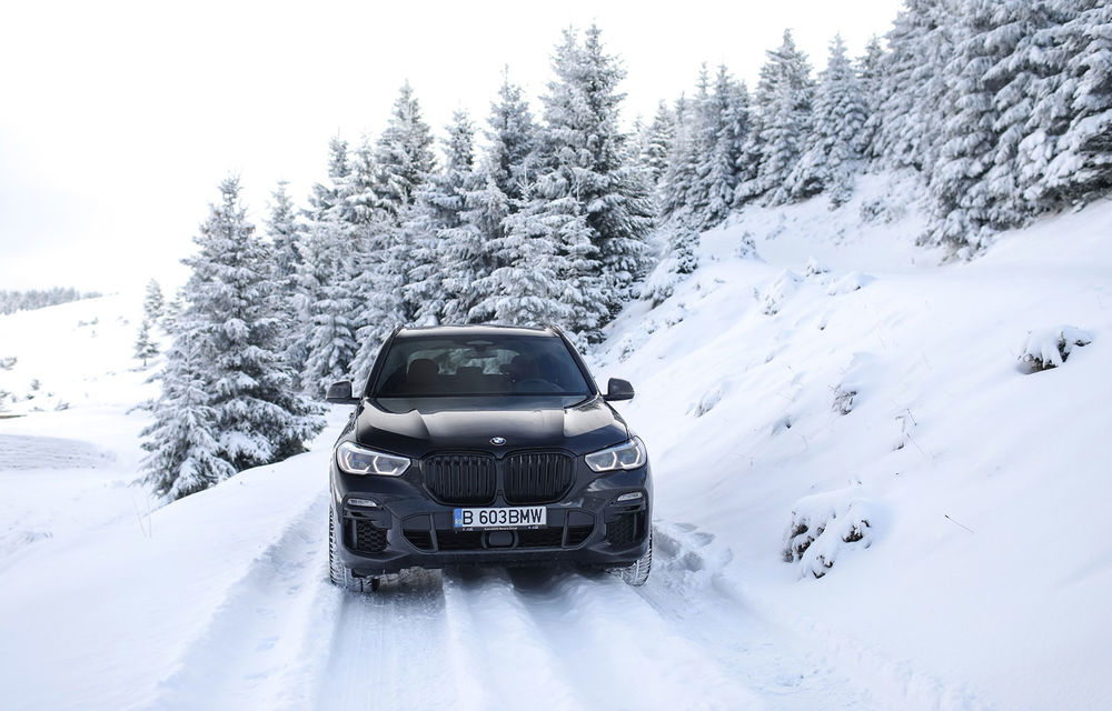 Cei mai buni 7 fotografi auto de la noi din țară: duel în imagini memorabile cu BMW X6, X7 și Seria 4 - Poza 105