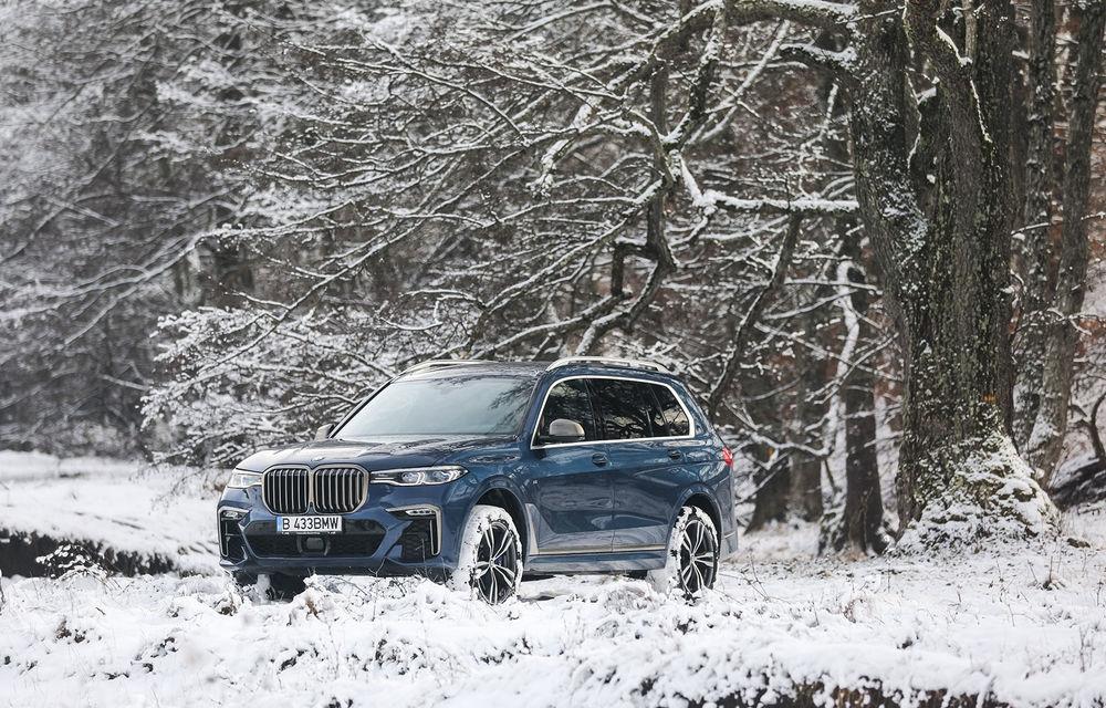 Cei mai buni 7 fotografi auto de la noi din țară: duel în imagini memorabile cu BMW X6, X7 și Seria 4 - Poza 91