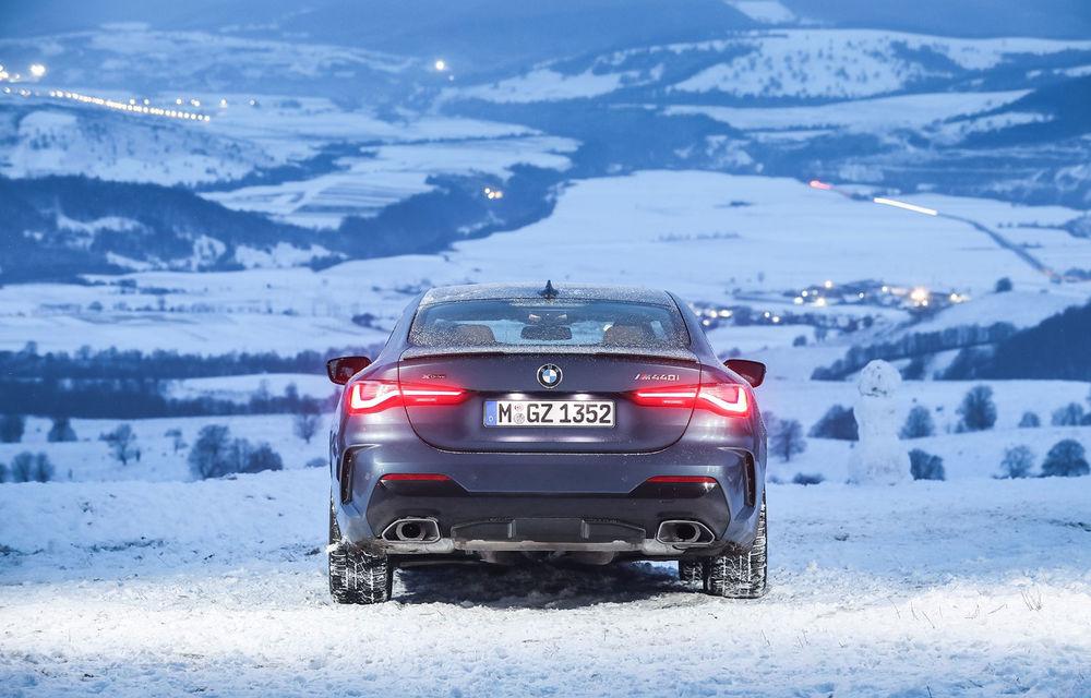 Cei mai buni 7 fotografi auto de la noi din țară: duel în imagini memorabile cu BMW X6, X7 și Seria 4 - Poza 79
