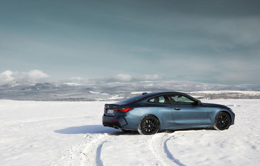 Cei mai buni 7 fotografi auto de la noi din țară: duel în imagini memorabile cu BMW X6, X7 și Seria 4 - Poza 119
