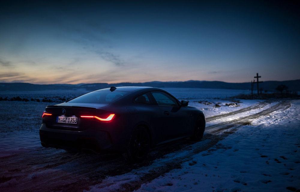 Cei mai buni 7 fotografi auto de la noi din țară: duel în imagini memorabile cu BMW X6, X7 și Seria 4 - Poza 117
