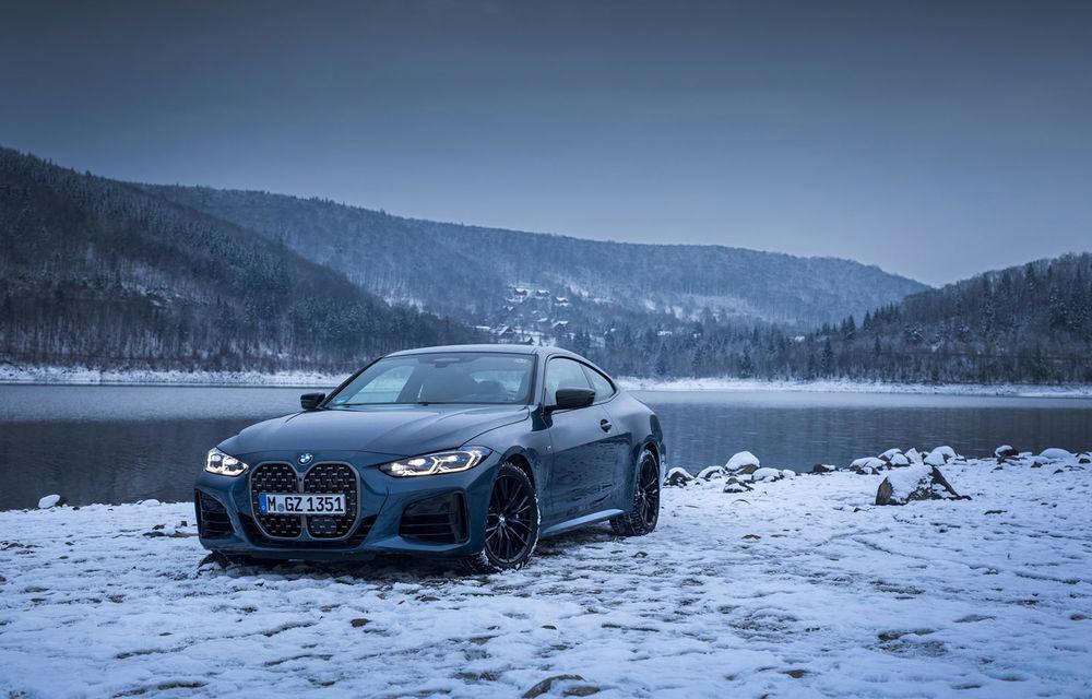 Cei mai buni 7 fotografi auto de la noi din țară: duel în imagini memorabile cu BMW X6, X7 și Seria 4 - Poza 122