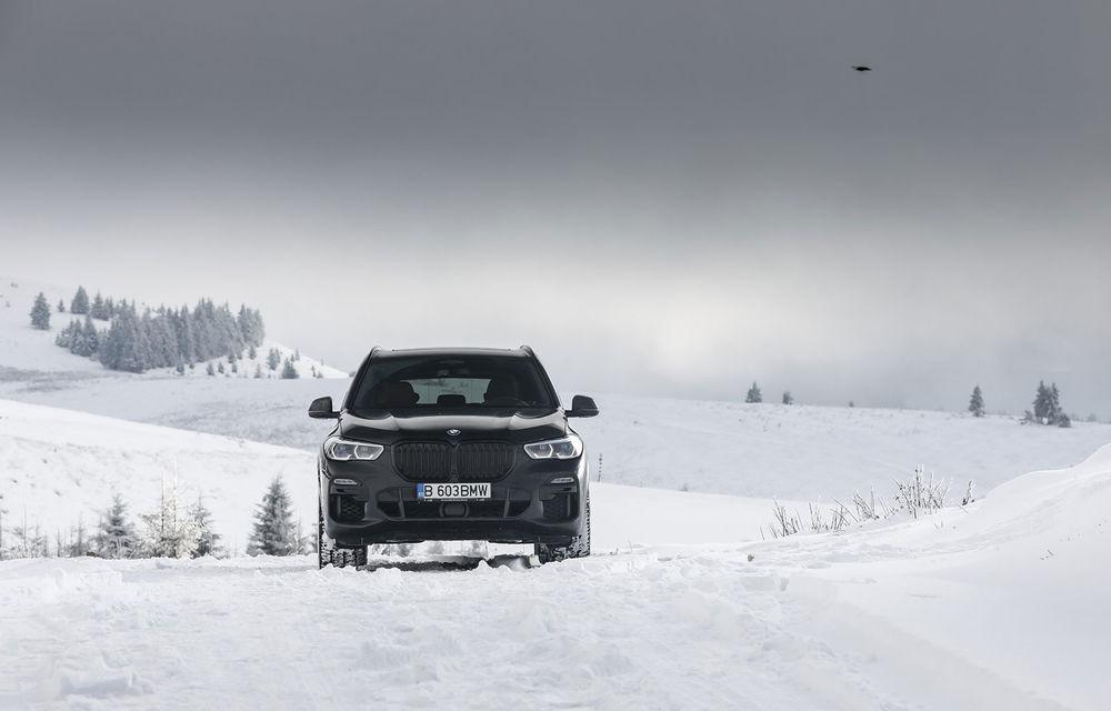 Cei mai buni 7 fotografi auto de la noi din țară: duel în imagini memorabile cu BMW X6, X7 și Seria 4 - Poza 107