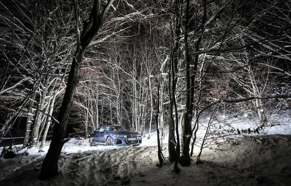 Cei mai buni 7 fotografi auto de la noi din țară: duel în imagini memorabile cu BMW X6, X7 și Seria 4 - Poza 78