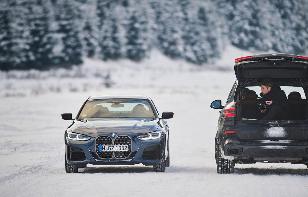 Cei mai buni 7 fotografi auto de la noi din țară: duel în imagini memorabile cu BMW X6, X7 și Seria 4 - Poza 36