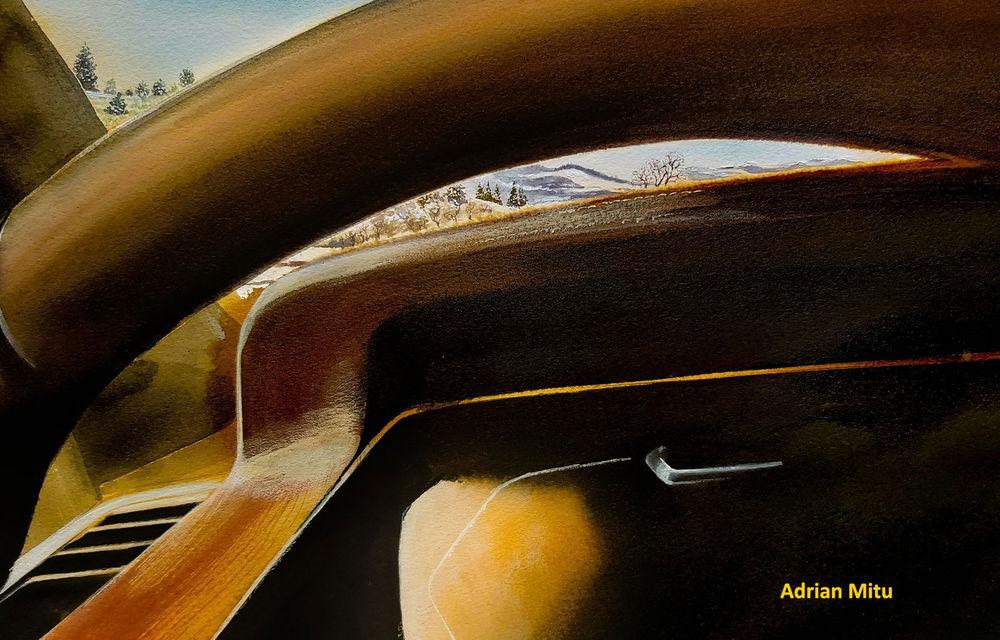 Cei mai buni 7 fotografi auto de la noi din țară: duel în imagini memorabile cu BMW X6, X7 și Seria 4 - Poza 131