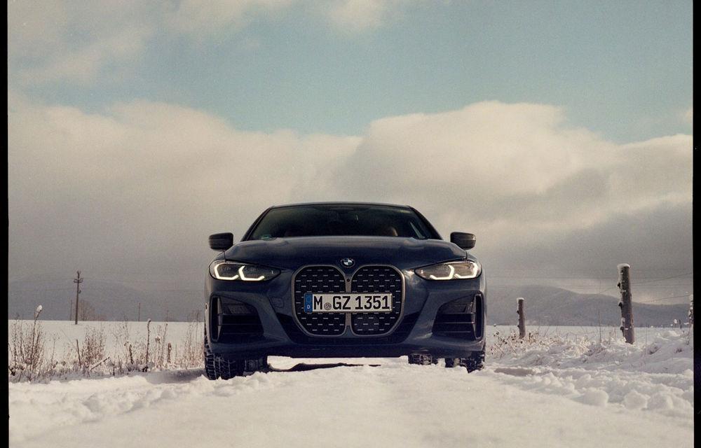Cei mai buni 7 fotografi auto de la noi din țară: duel în imagini memorabile cu BMW X6, X7 și Seria 4 - Poza 67