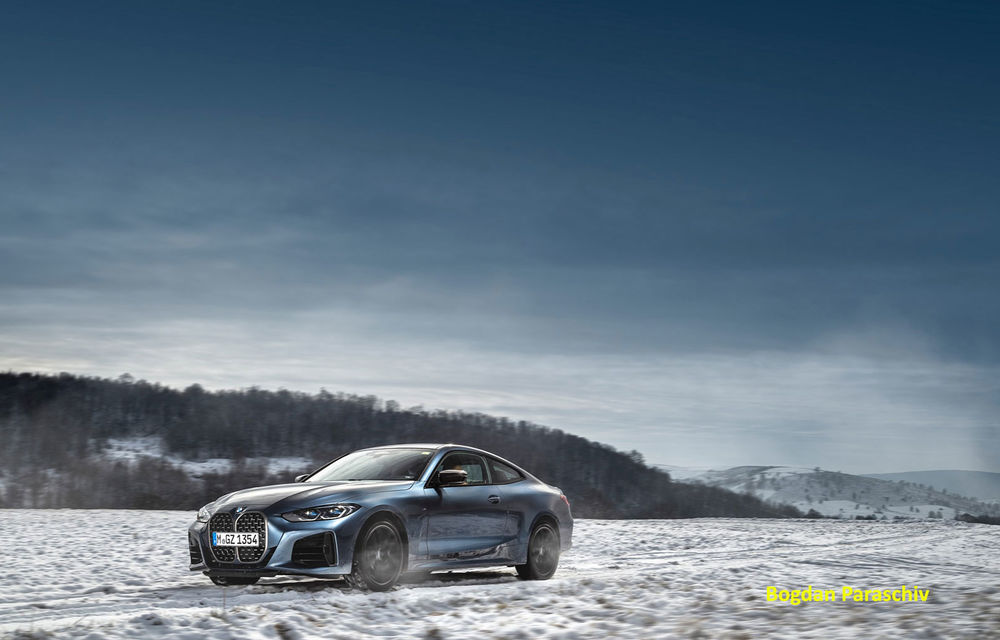 Cei mai buni 7 fotografi auto de la noi din țară: duel în imagini memorabile cu BMW X6, X7 și Seria 4 - Poza 69