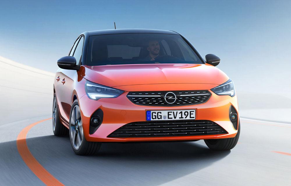 Opel pregătește o versiune de performanță pentru Corsa: Hot Hatch-ul va avea propulsie 100% electrică - Poza 1