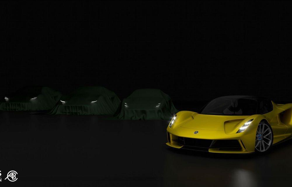 Final de epocă la Lotus: Evora, Exige și Elise ies din producție și trei modele noi așteaptă să fie lansate - Poza 2