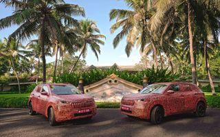 Primele imagini sub camuflaj cu noul SUV Skoda Kushaq: prezentare oficială în martie