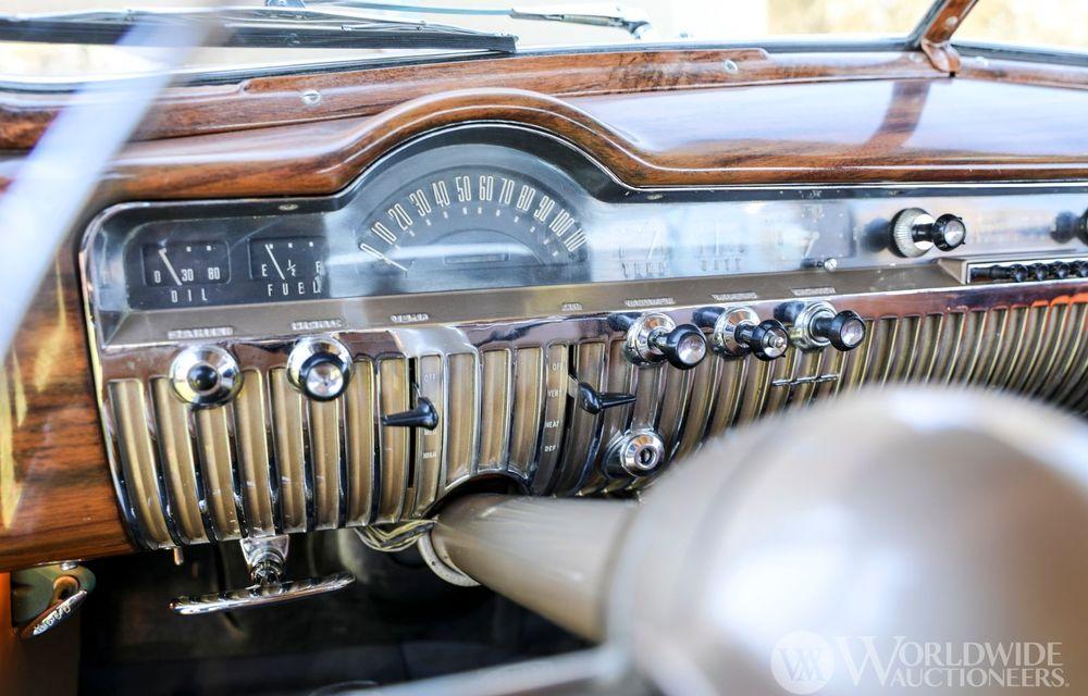 Mașini cu caroserie din lemn: șase exemplare foarte rare, scoase la iveală în America - Poza 30