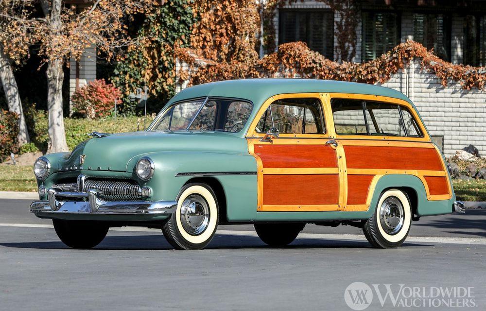 Mașini cu caroserie din lemn: șase exemplare foarte rare, scoase la iveală în America - Poza 31