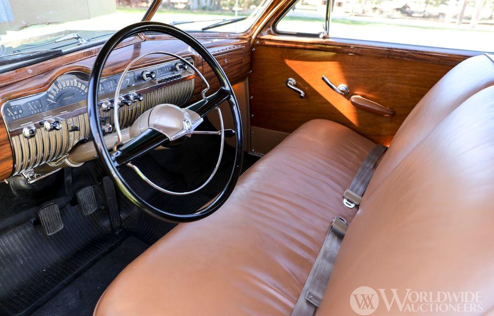 Mașini cu caroserie din lemn: șase exemplare foarte rare, scoase la iveală în America - Poza 28