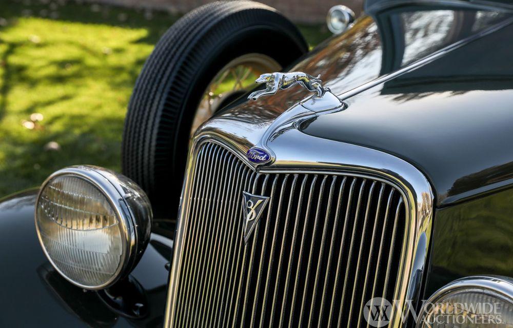 Mașini cu caroserie din lemn: șase exemplare foarte rare, scoase la iveală în America - Poza 21