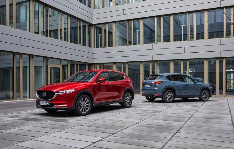Mazda anunță noutăți pentru CX-5: tracțiune față pentru versiunea cu motor diesel de 184 CP - Poza 1