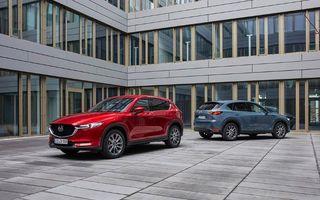 Mazda anunță noutăți pentru CX-5: tracțiune față pentru versiunea cu motor diesel de 184 CP