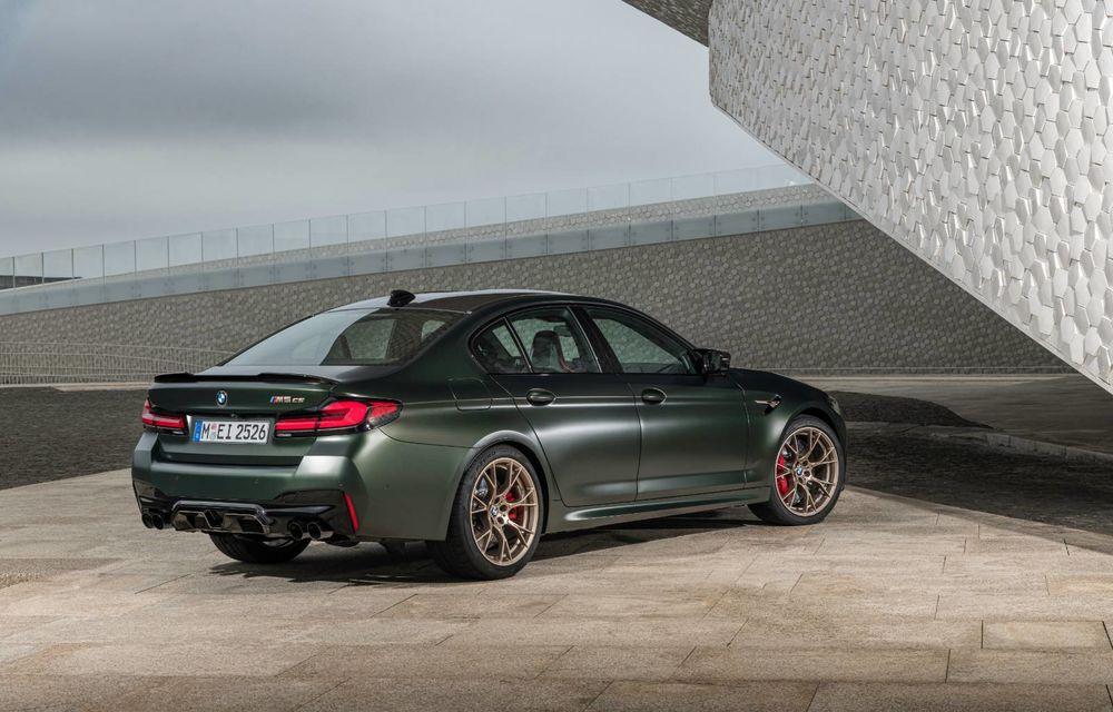 OFICIAL: BMW lansează noul M5 CS alături de cel mai puternic motor al său din toate timpurile - Poza 79