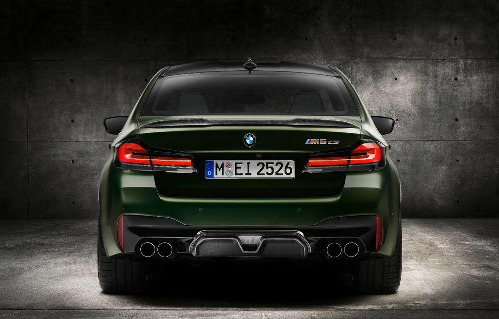 OFICIAL: BMW lansează noul M5 CS alături de cel mai puternic motor al său din toate timpurile - Poza 27