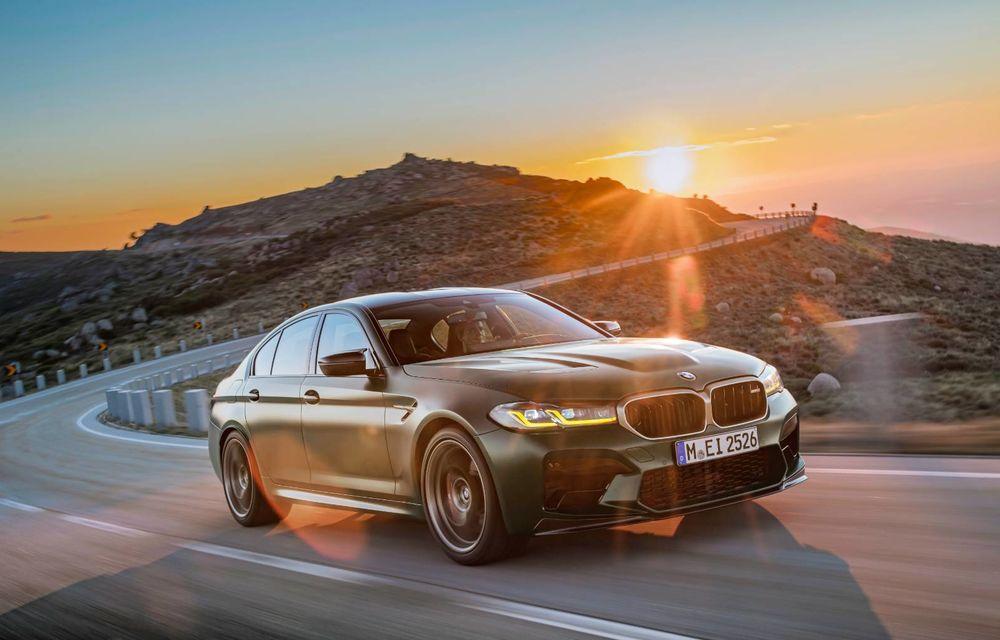 OFICIAL: BMW lansează noul M5 CS alături de cel mai puternic motor al său din toate timpurile - Poza 134