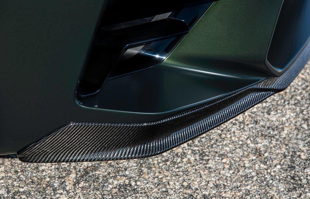 OFICIAL: BMW lansează noul M5 CS alături de cel mai puternic motor al său din toate timpurile - Poza 65