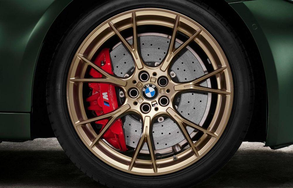 OFICIAL: BMW lansează noul M5 CS alături de cel mai puternic motor al său din toate timpurile - Poza 20