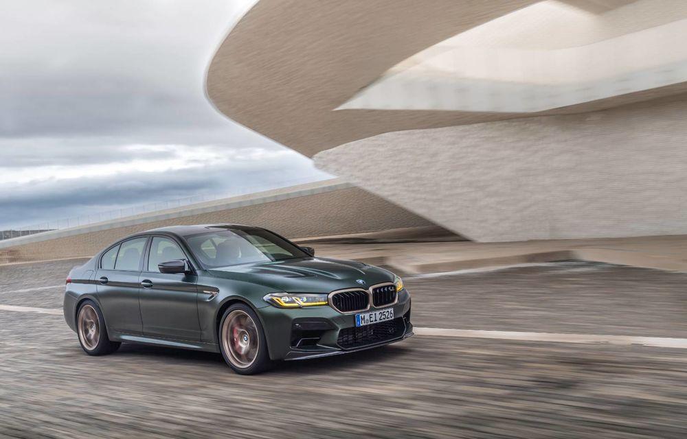 OFICIAL: BMW lansează noul M5 CS alături de cel mai puternic motor al său din toate timpurile - Poza 101