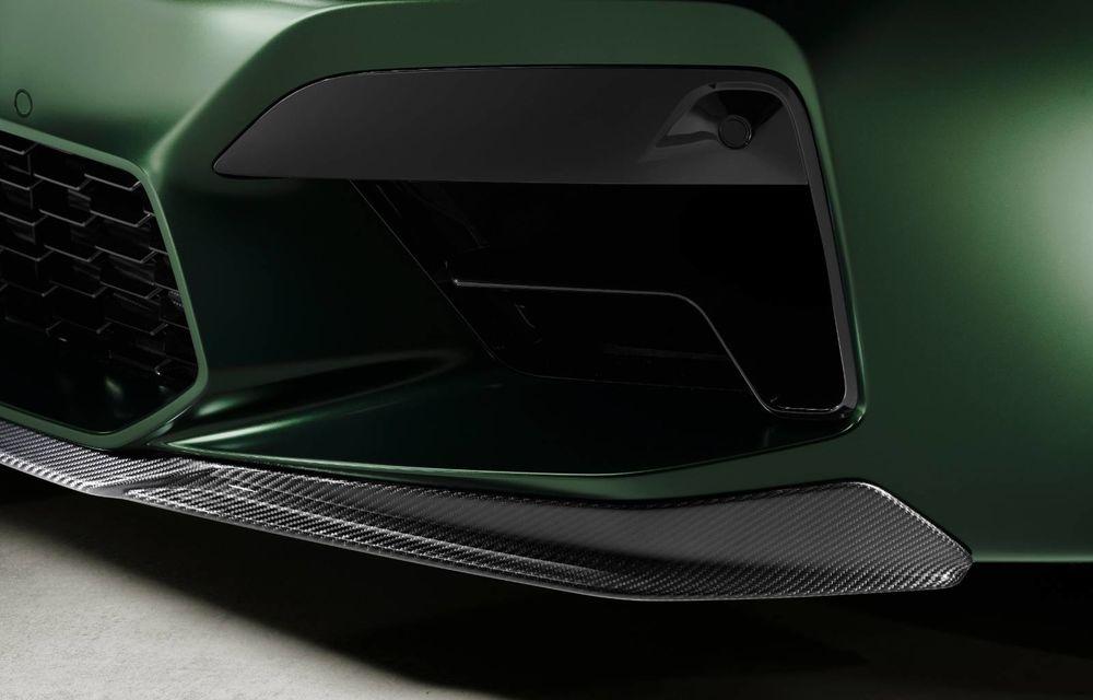 OFICIAL: BMW lansează noul M5 CS alături de cel mai puternic motor al său din toate timpurile - Poza 23