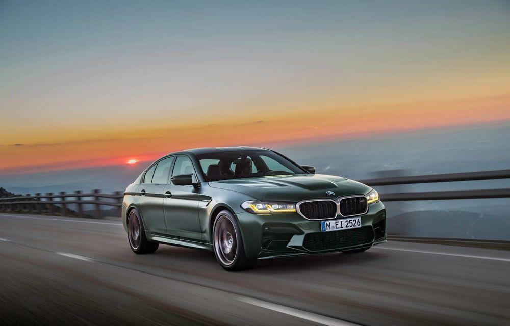 OFICIAL: BMW lansează noul M5 CS alături de cel mai puternic motor al său din toate timpurile - Poza 131