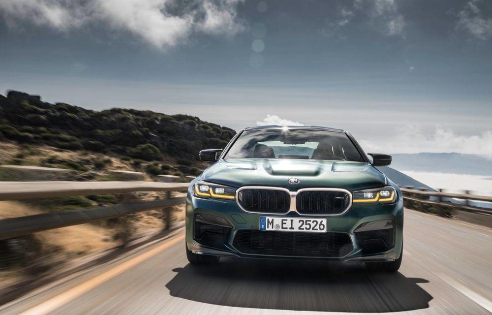 OFICIAL: BMW lansează noul M5 CS alături de cel mai puternic motor al său din toate timpurile - Poza 150